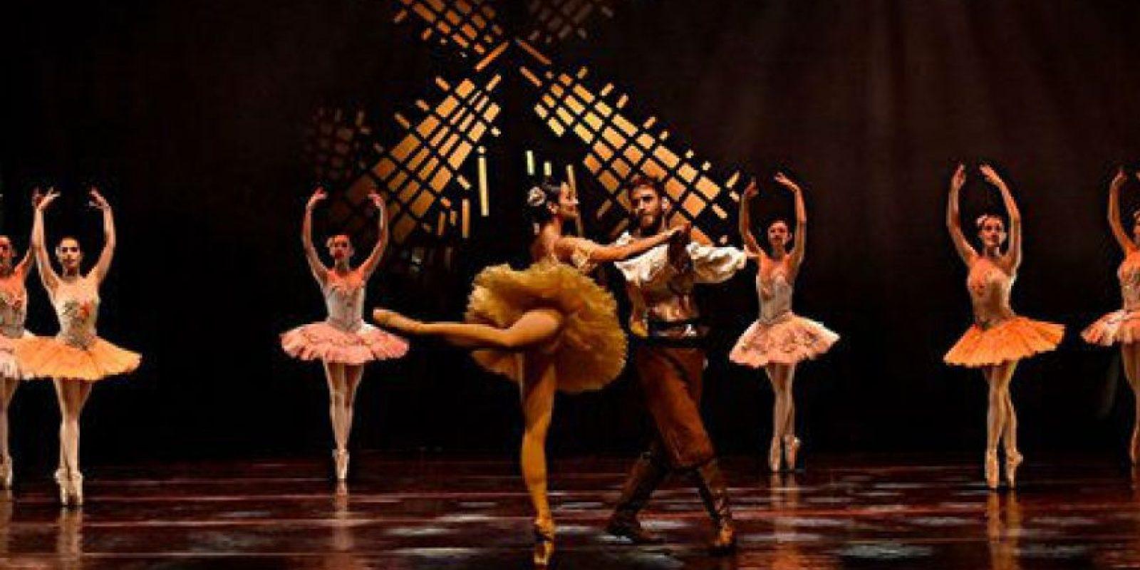 Habrá diez funciones en el Teatro de la Danza del Centro Cultural del Bosque Foto:@CCB_INBA