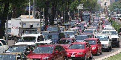 Estiman que a más autos la velocidad en horas pico baje 30% Foto:Cuartoscuro