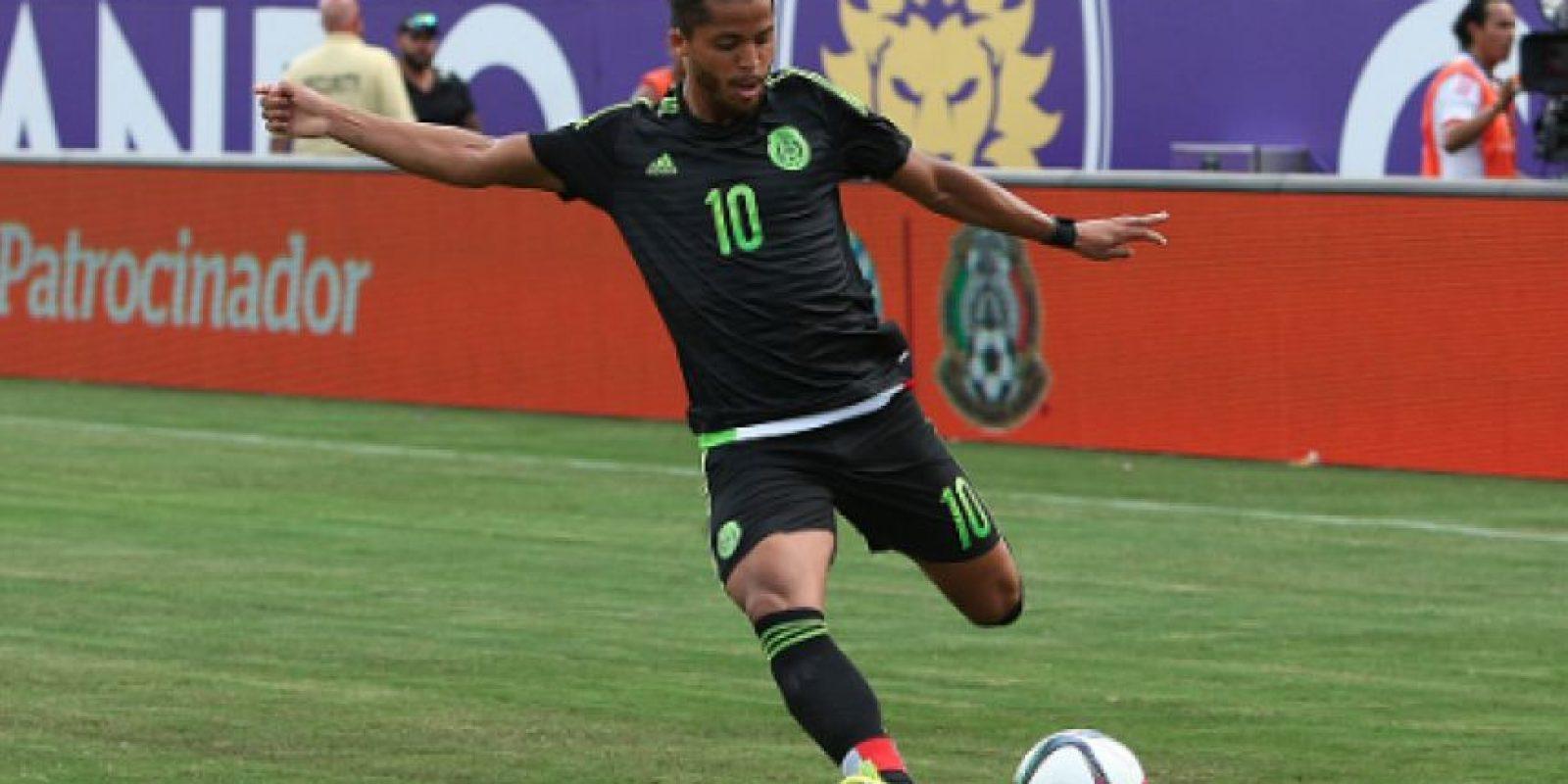 Giovani dos Santos explica su ausencia de la Selección Mexicana que jugará en Copa América Foto:Getty Images