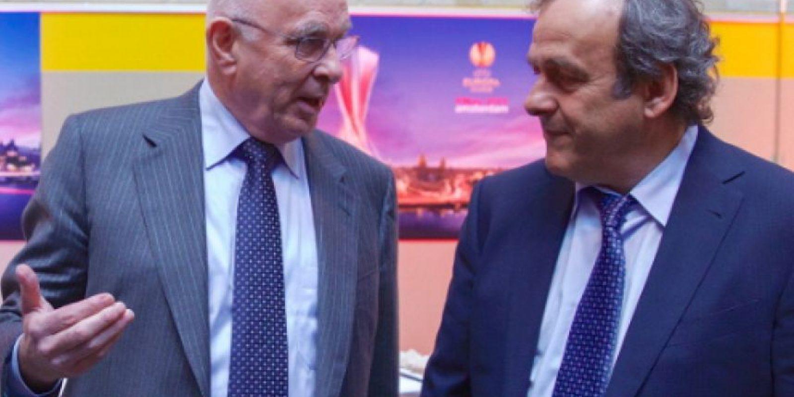 La UEFA decidirá a su nuevo presidente el 14 de septiembre