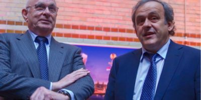 La UEFA decidirá a su nuevo presidente el 14 de septiembre Foto:Getty Images