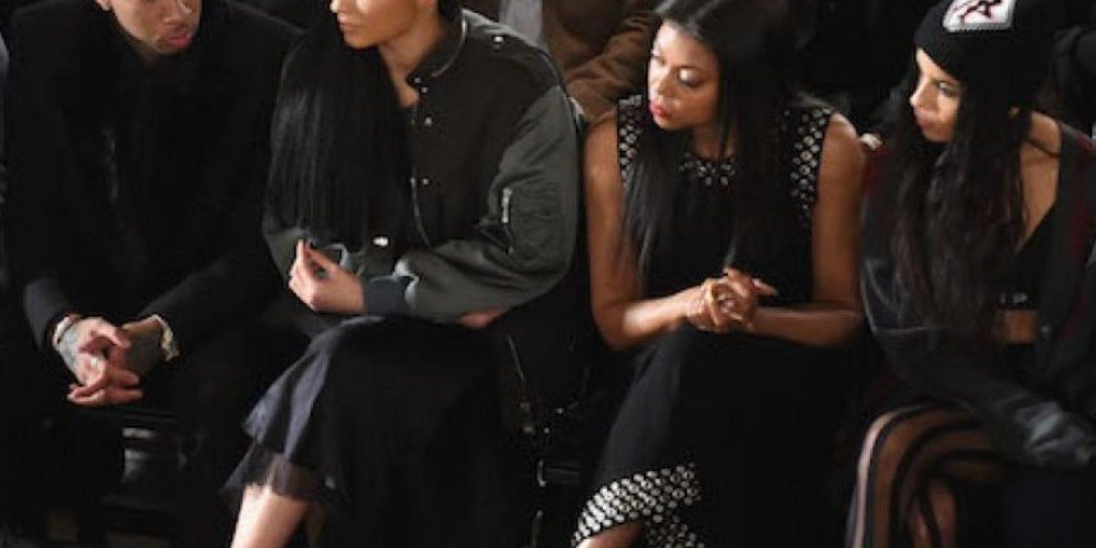 Fotos entre Kylie y Tyga que pudieron revelar su ruptura Foto:Getty Images