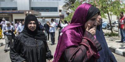 Las autoridades ofrecieron sus condolencias a los familiares y amigos de los pasajeros del vuelo MS804. Foto:AFP