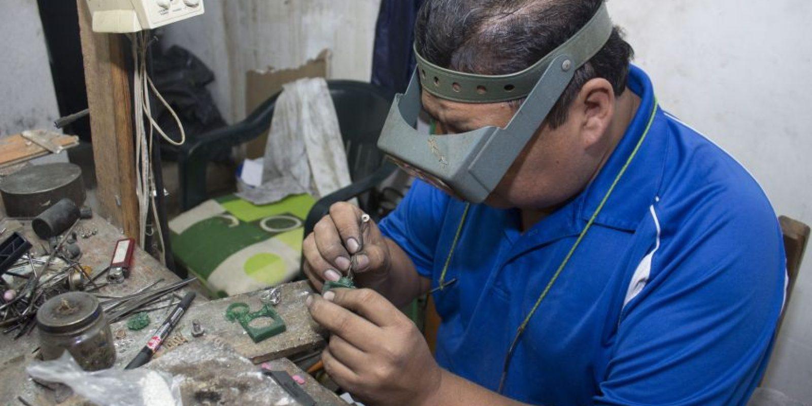 """En muchas partes de México artesanos trabajan de manera """"tradicional"""" sus piezas Foto:cuartoscuro/archivo"""