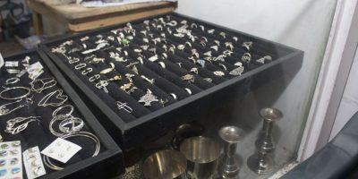 La industria joyera es muy diversa en nuestro país por su riqueza en recursos mineros Foto:cuartoscuro/archivo