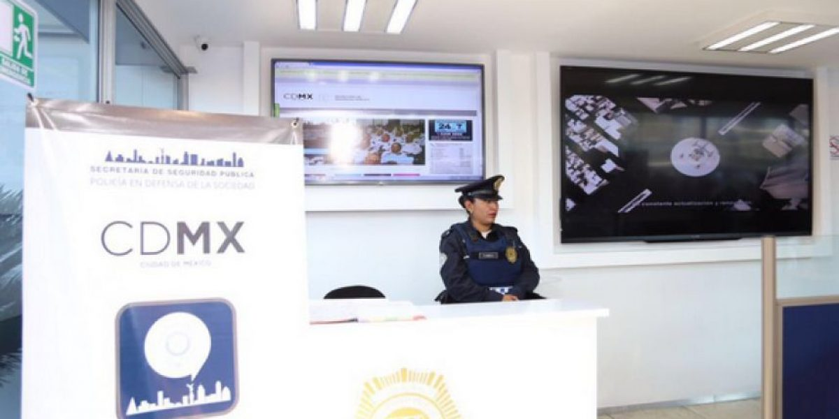 Mancera lanza 15 nuevas estaciones de policía