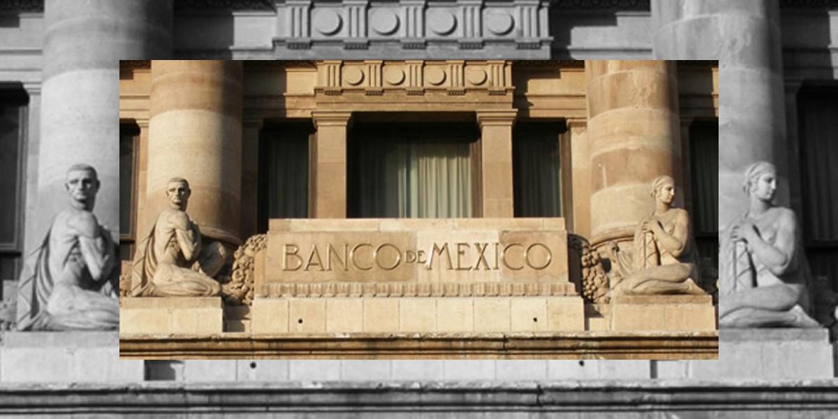 Decisión de Banxico de dejar en 3.75% tasa de referencia fue unánime