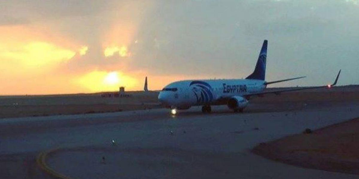 Desaparece de radar vuelo de París a Egipto