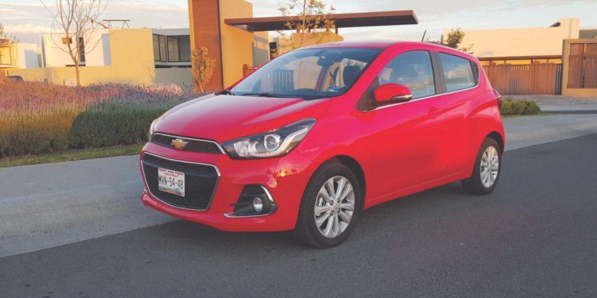 Chevrolet Spark LTZ: el chico nuevo del barrio