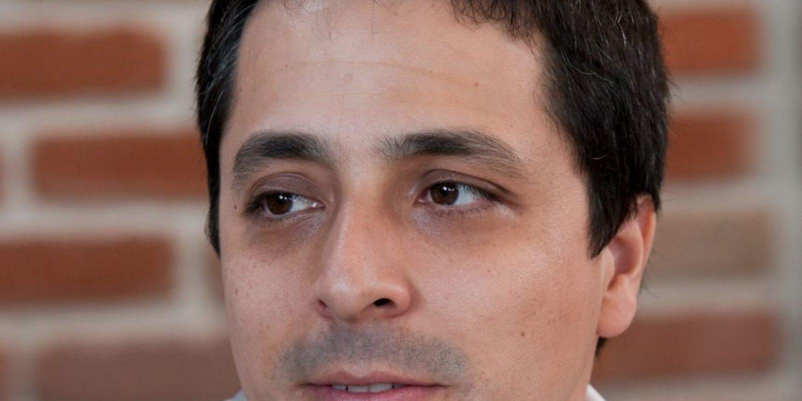 José Dávalos, director de JD Joyeros Foto:Especial