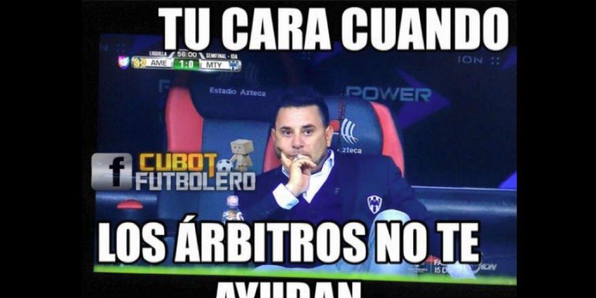 Los mejores memes del América vs. Monterrey en semis