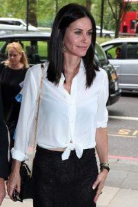 """Famosa por su participación en la serie de televisión """"Friends"""" Foto:Getty Images"""