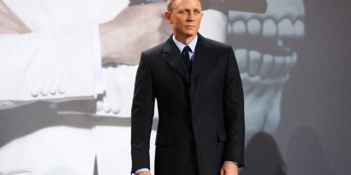 "Daniel Craig rechaza 88 millones de euros; está harto de ""James Bond"