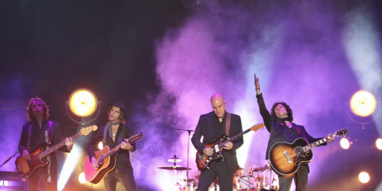 Aquí en cantante en el Vive Latino 2016 Foto:Cuartoscuro Archivo