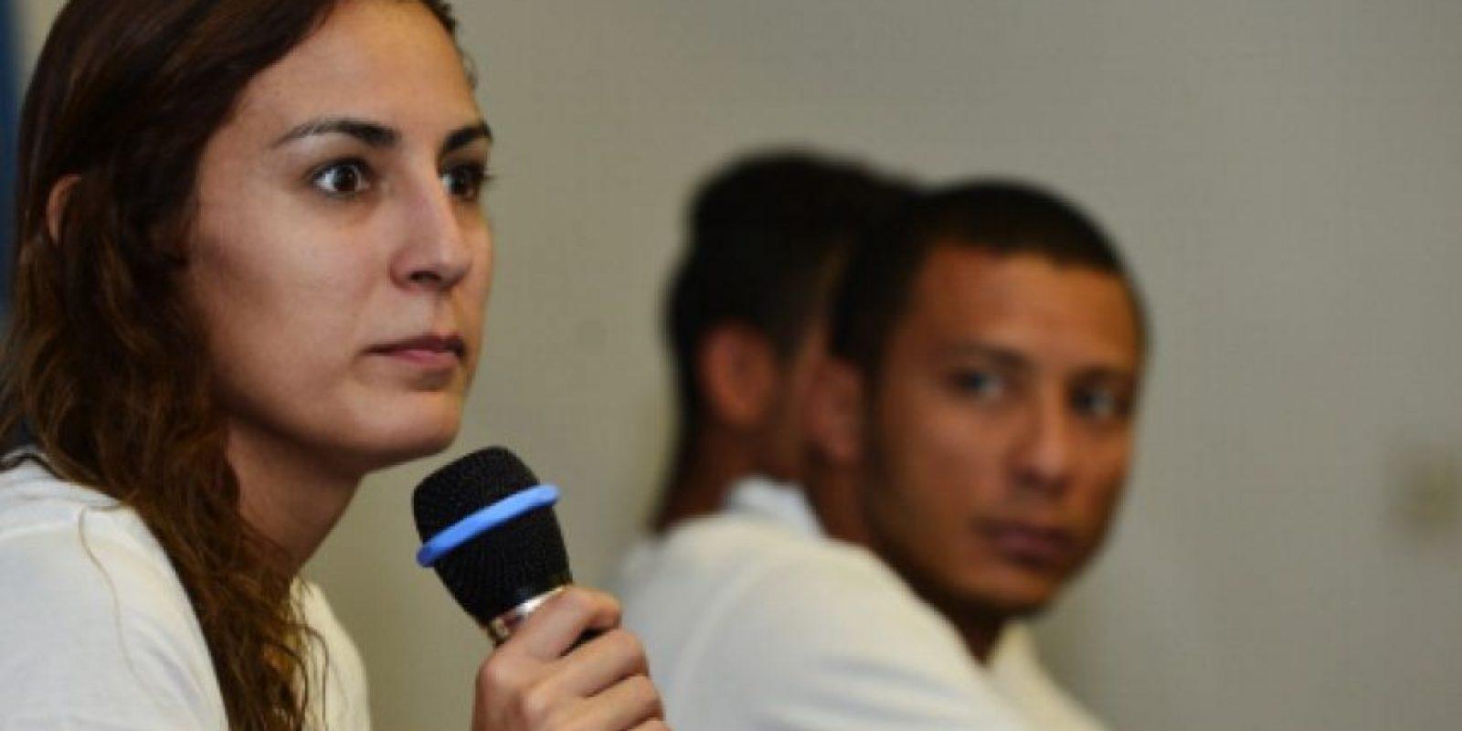 Paola Espinosa competirá en Río por sus cuartos juegos olímpicos Foto:Getty Images