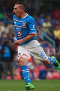 """""""Chaco"""" Giménez se queda en Cruz Azul Foto:Getty Images"""