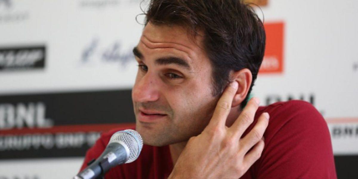 ¡Malas noticias! Roger Federer se retira de Roland Garros
