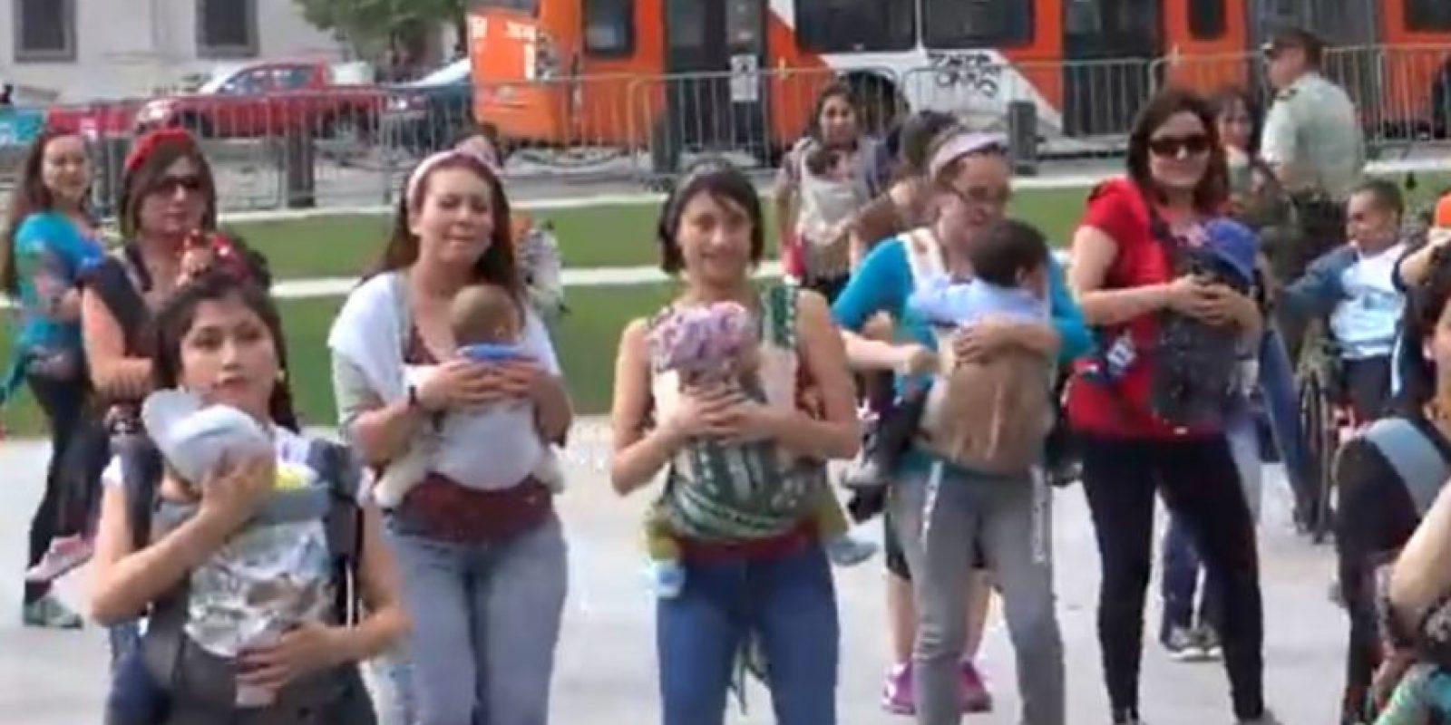 Santiago de Chile Foto:Vía Youtube