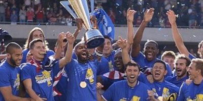 Estuvo presente en la Copa Oro que ganó la Selección de Estados Unidos en 2013 Foto:Vía instagram.com/nickrimando
