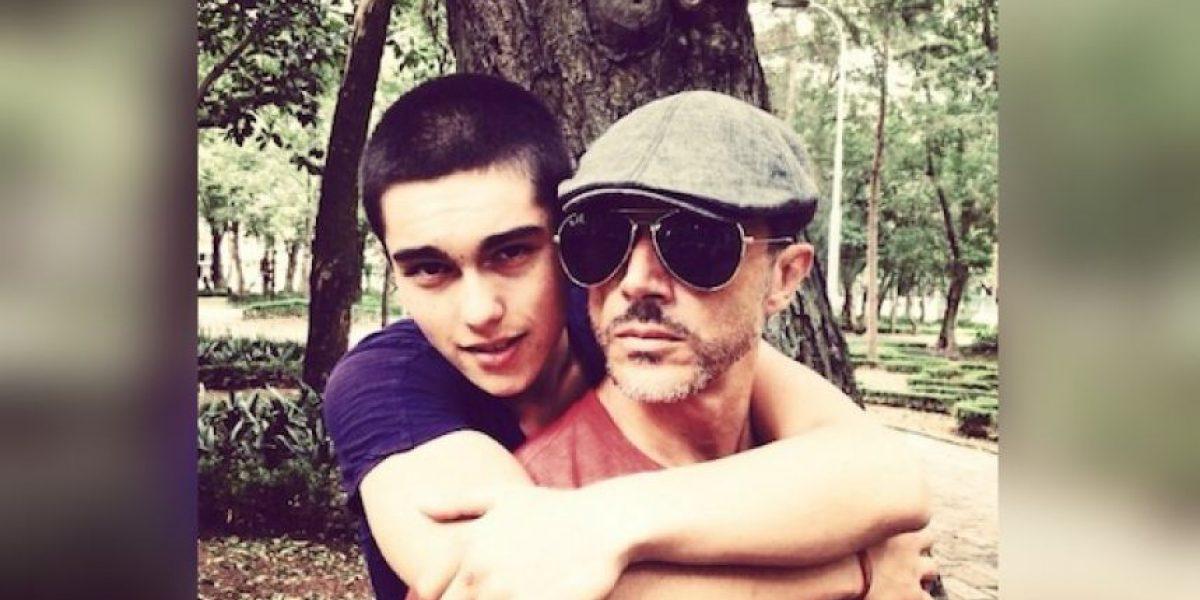 Sergio Mayer Mori embaraza a su novia; su padre lo apoyará en todo