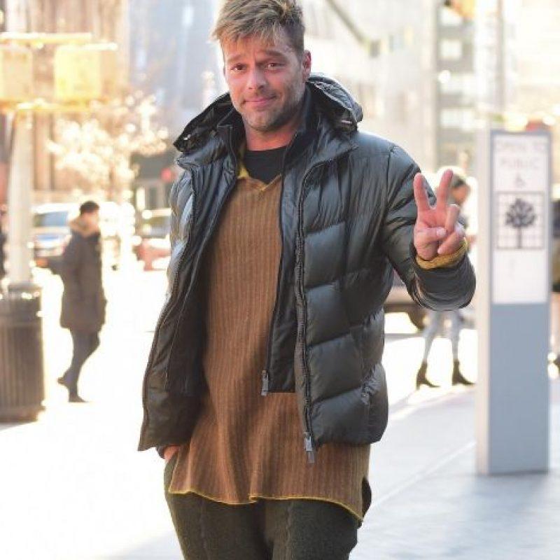 Ricky Martin Foto:Grosby Group