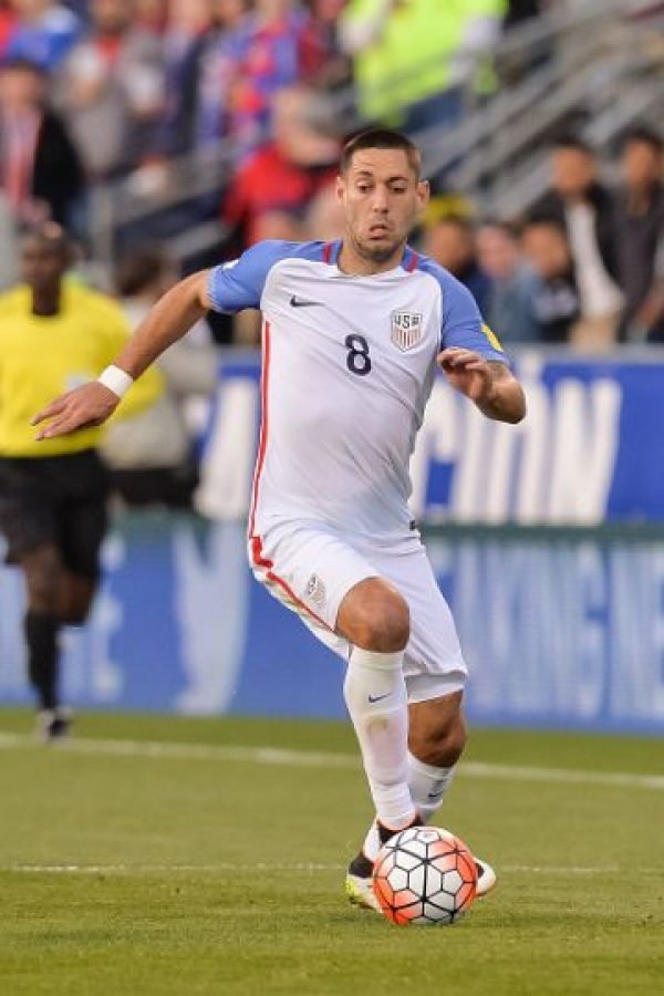 Clint Dempsey (Seattle Sounders) 4.6 mdd. Foto: Getty Images