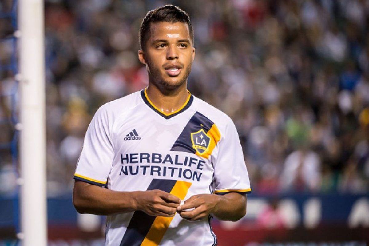 Giovani dos Santos (Galaxy) 4.25 mdd. Foto: Getty Images