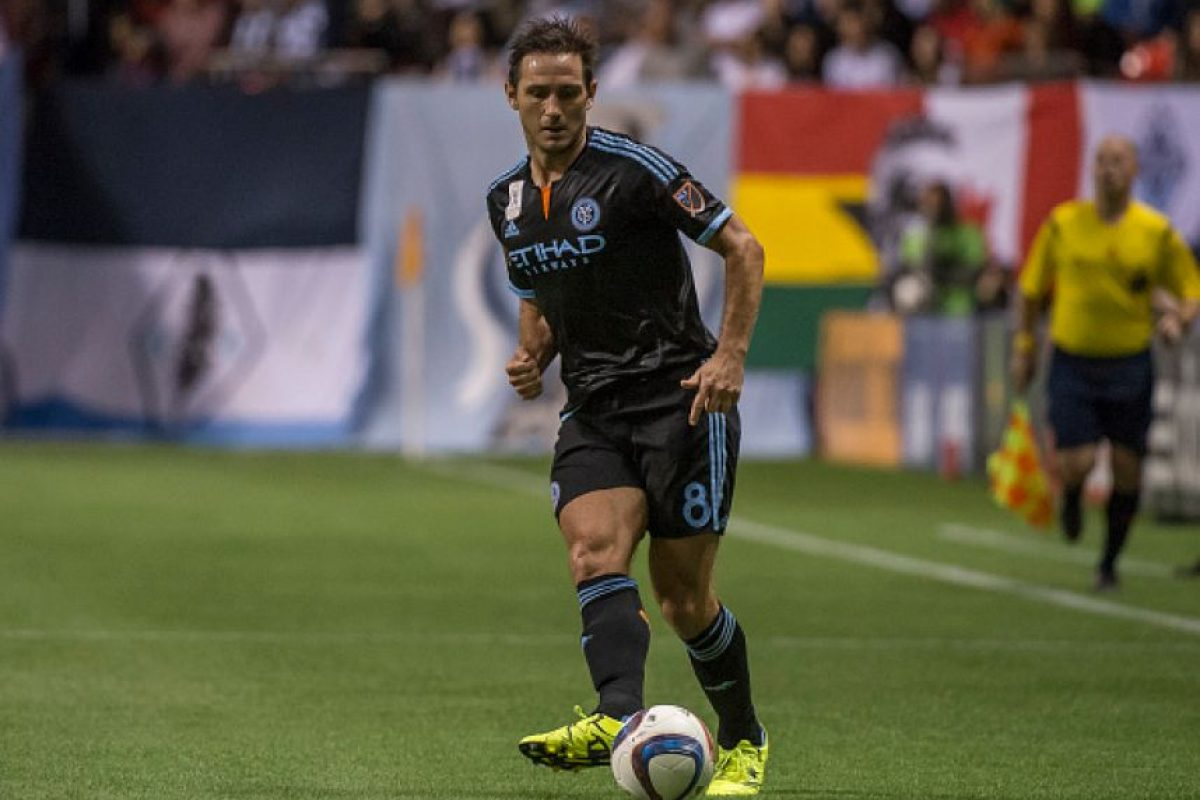 Frank Lampard (New York City FC) 6 mdd. Foto: Getty Images