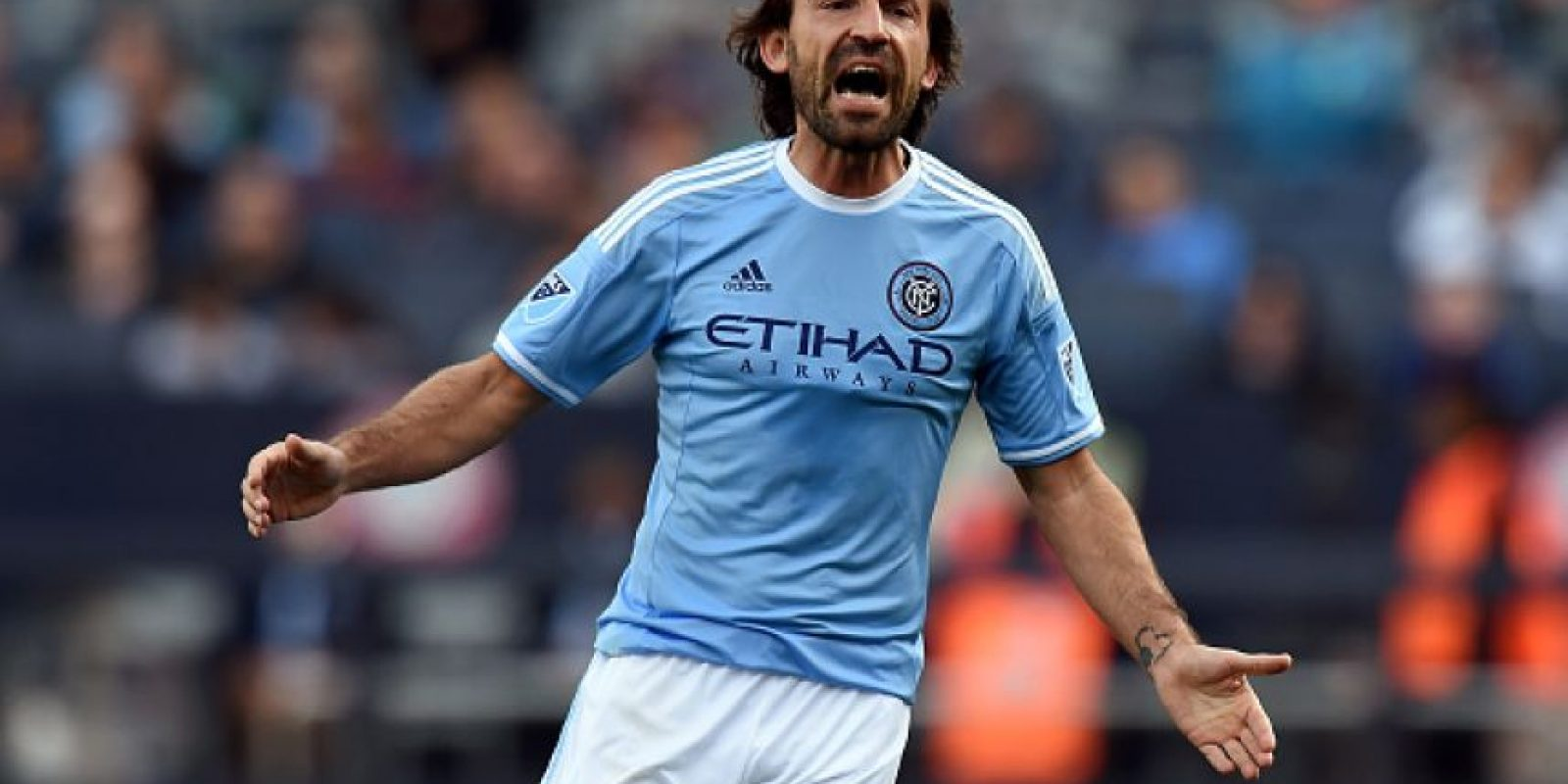 Andrea Pirlo (New York City FC) 5.9 mdd. Foto: Getty Images