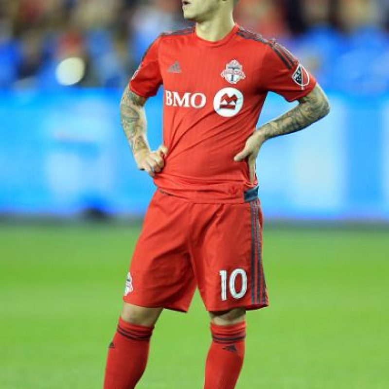Sebastian Giovinco (Toronto FC) 7,115,556 mdd. Foto: Getty Images