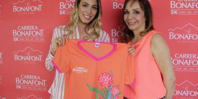 La blogger en moda Fernanda Polín, será a embajadora de la carrera en Monterrey. Foto:Israel Salazar