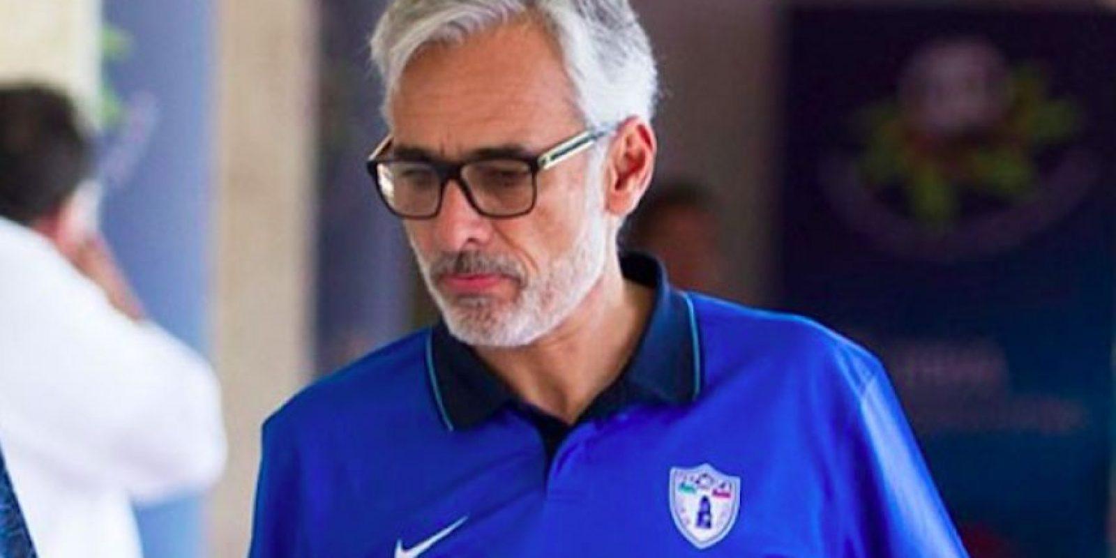 Jesús Martínez Patiño. Foto:Twitter