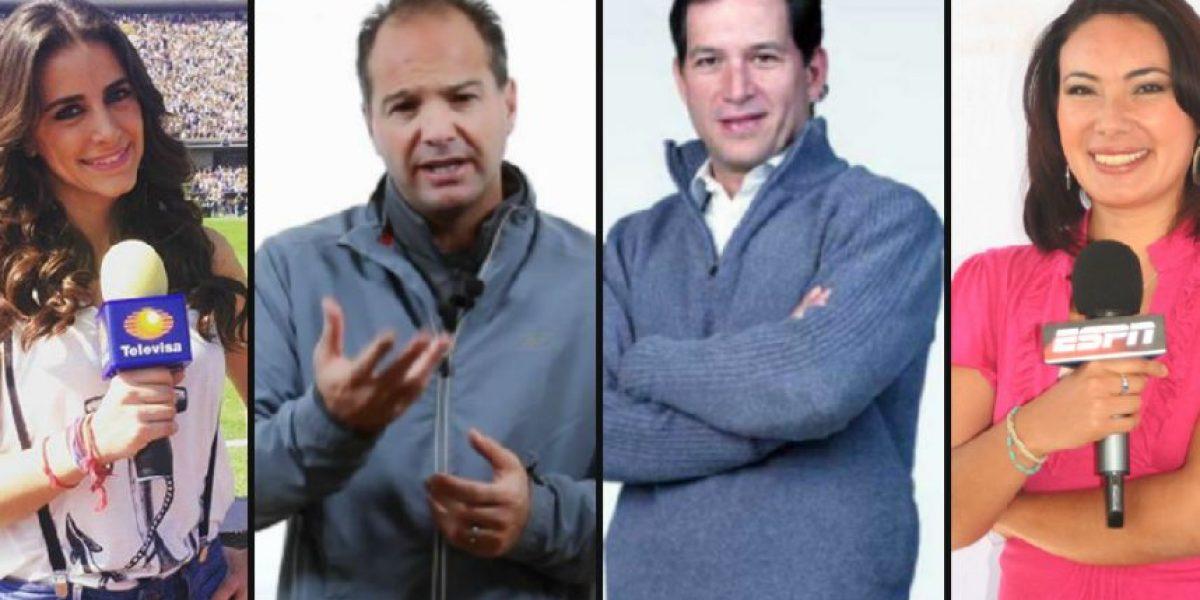 """VIDEO: Del """"no mam… al Morelia mugroso"""" los errores de periodistas al aire"""