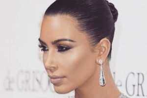 La estrella televisiva se realizó varias pruebas de embarazo Foto:Vía instagram.com/kimkardashian
