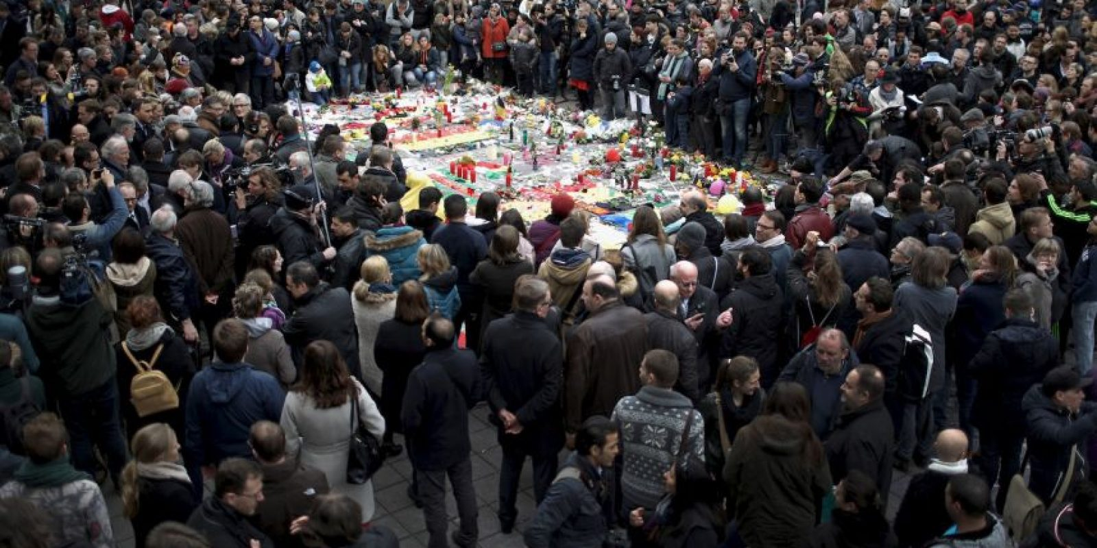 Y también tendría implicación en los atentados del pasado 22 de noviembre en Bruselas Foto:Getty Images
