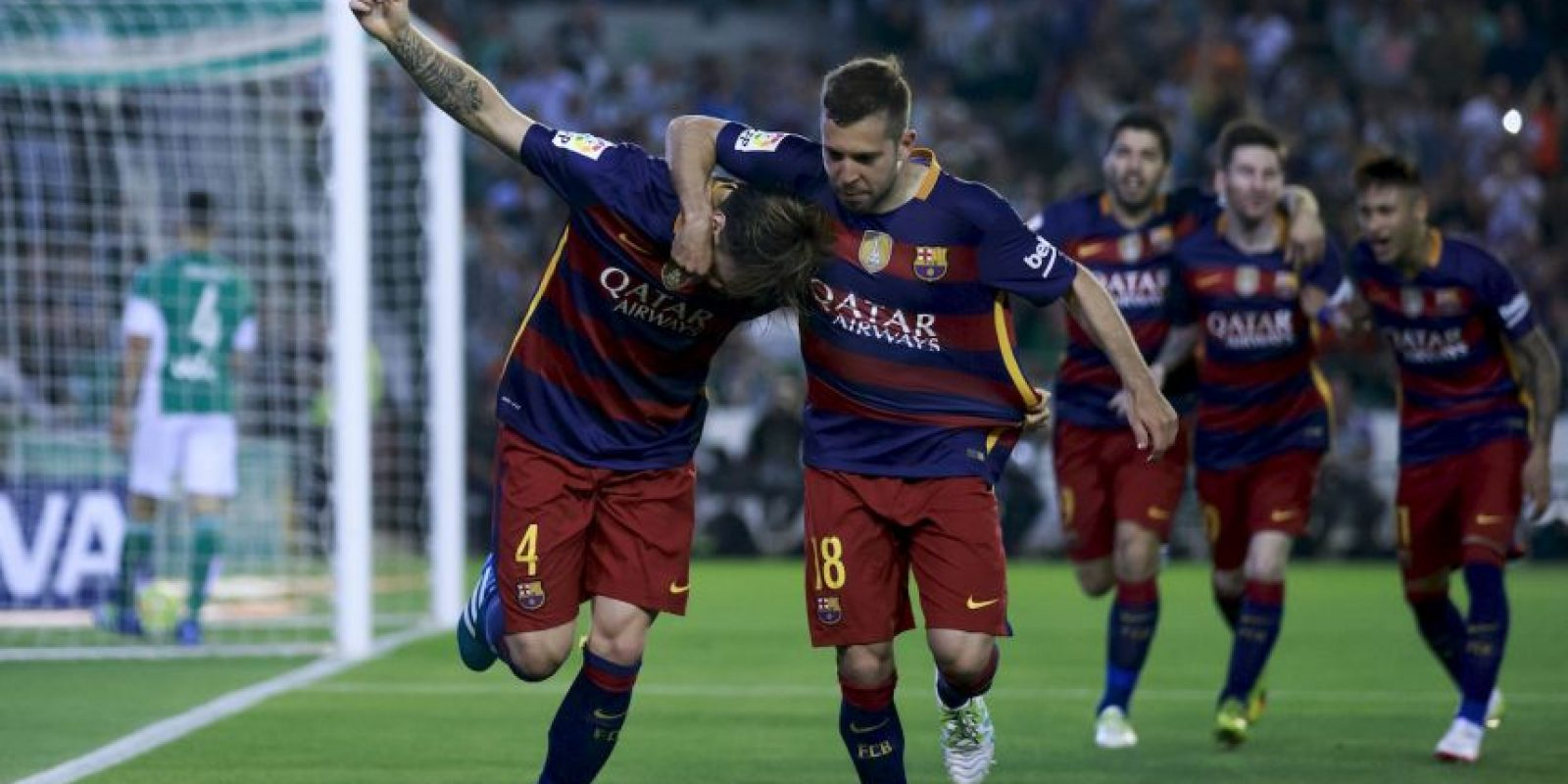 Los culés parten como favoritos Foto: Getty Images