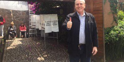 Carlos Albert pide que no vuelvan a llamar a Giovani al Tricolor Foto:Getty Images