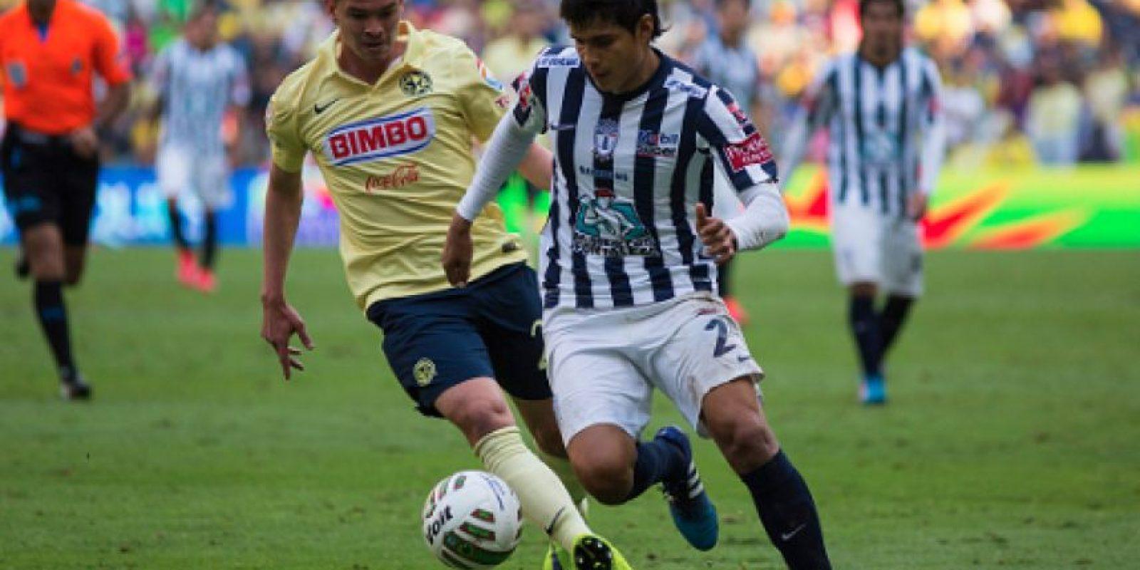 Miguel Herrera de Pachuca Foto:Getty Images