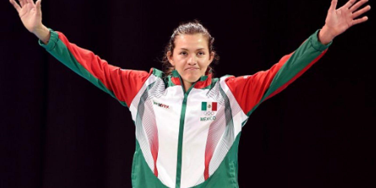 María de Rosario Espinosa Foto:Getty Images