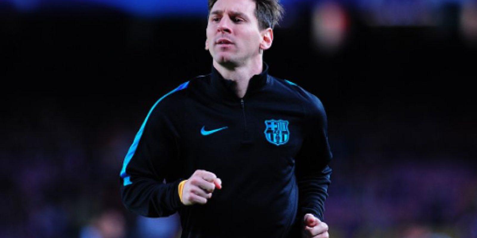 Lionel Messi ya tiene decidido adónde irá de vacaciones Foto:Getty Images