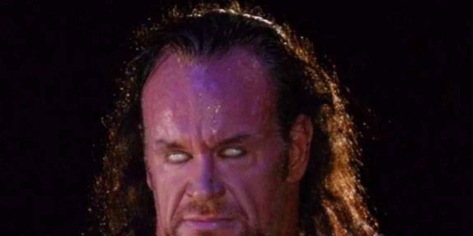 Undertaker también ha celebrado combates de esta categoría Foto:WWE