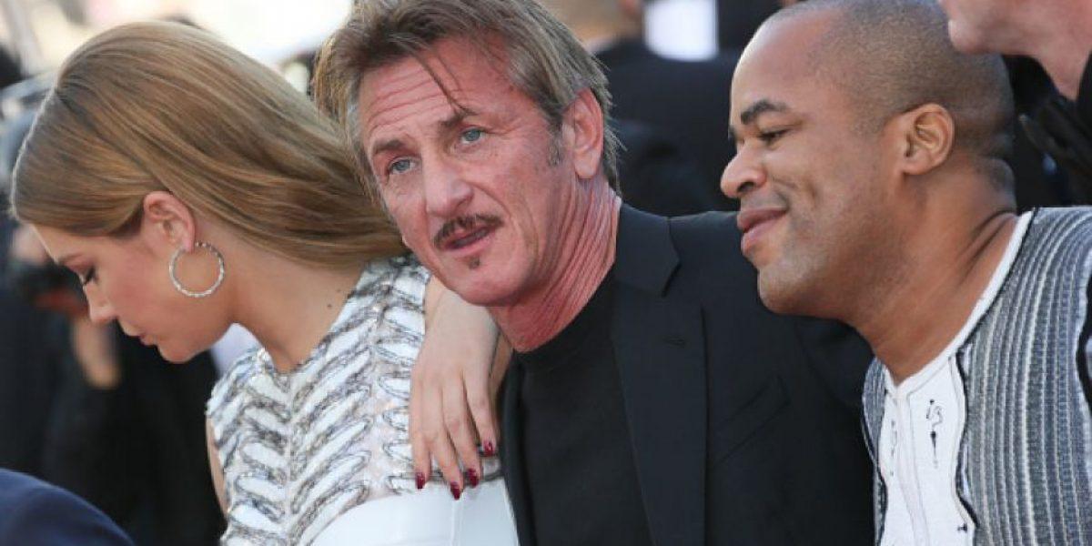 Película de Sean Penn es abucheada en Cannes