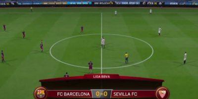 ¿Será el Barça o el Sevilla el que consiga el doblete? Foto:Captura de pantalla
