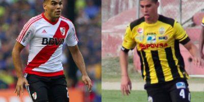 Gabriel Mercado y Wilker Ángel podrían llegar a Universidad. Foto:Especial