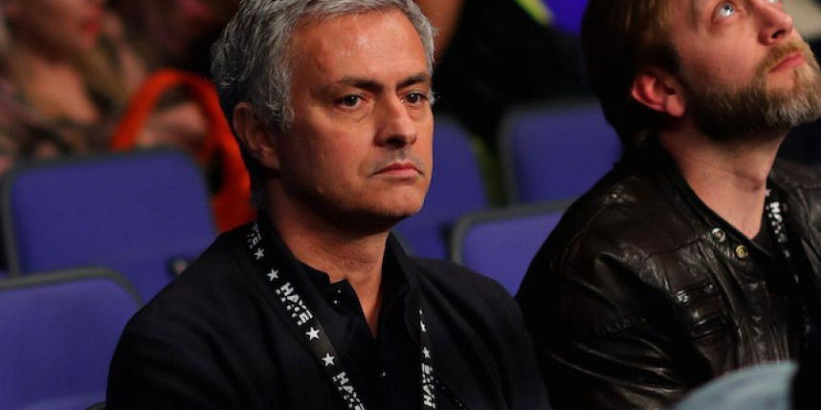 José Mourinho llegaría a Manchester United en las próximas horas Foto:Getty Images