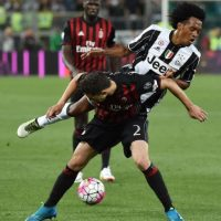 Juventus gana la Copa de Italia al Milán en tiempo extra Foto:Getty Images
