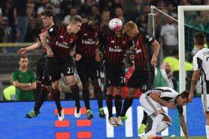 Juventus gana la Copa de Italia al Milán en tiempo extraJuventus gana la Copa de Italia al Milán en tiempo extra Foto:Getty Images