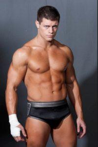Cody tiene 30 años de edad Foto:WWE