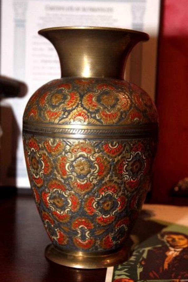 Con objetos a modo de homenaje se recuerda a la actriz Dolores del Río. Foto:Notimex