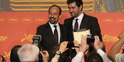 """Shahab Hosseini obtuvo el premio a la mejor interpretación masculina por su papel en """"Forushande"""" Foto:Notimex"""